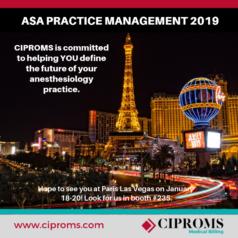 ASA Practice Management 2019