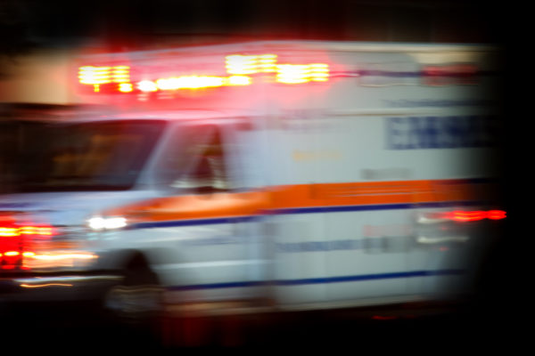 CMS Issues Waiver for Ground Ambulance Services Treatment in Place