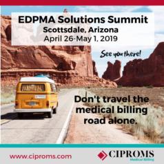 EDPMA Solutions Summit 2019