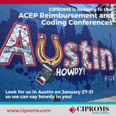 2020 ACEP Reimbursement and Coding Conferences