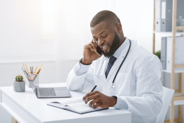 Using the Audio-Only Telehealth to Provide Care during COVID-19